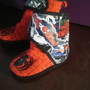 Spiderman Slippers